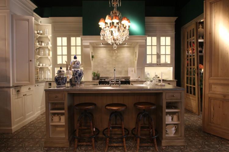 Landelijke Keuken Ideeen : 5 ideeën voor een landelijke keuken met sfeer